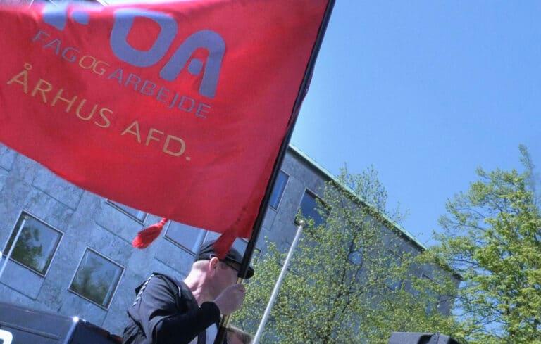 1. maj hos FOA Århus